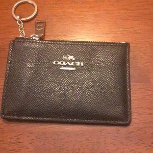 Coach key chain/mini purse
